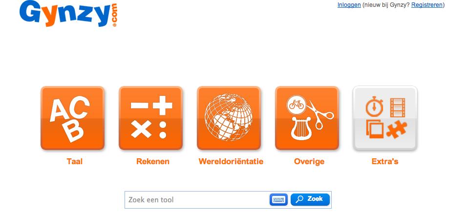 Gynzy - jufmaike.nl: www.jufmaike.nl/gynzy
