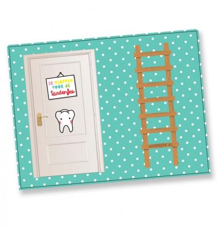 tandenfee deurtje