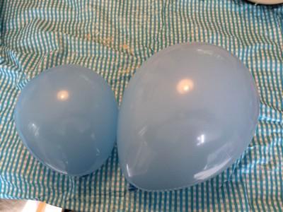 Ballonnen papier mache