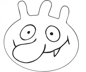 Smoezels masker