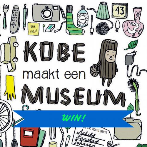 WIN! Kobe maakt een museum