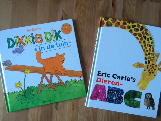 Dikkie Dik en Dieren ABC