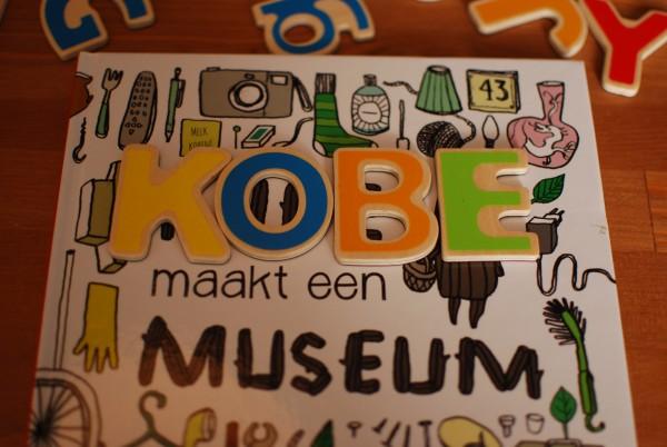 Woorden na maken met de letters