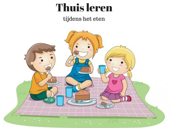 Thuis leren tijdens het eten-3