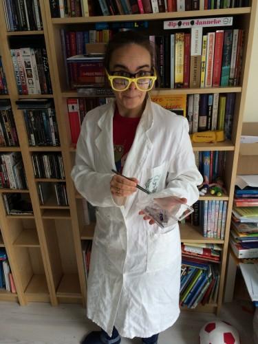 Outfit Juf Maike kinderboekenbal