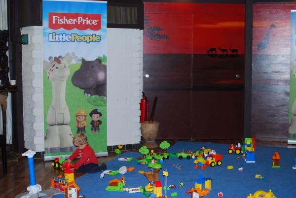 Spelen met Little People