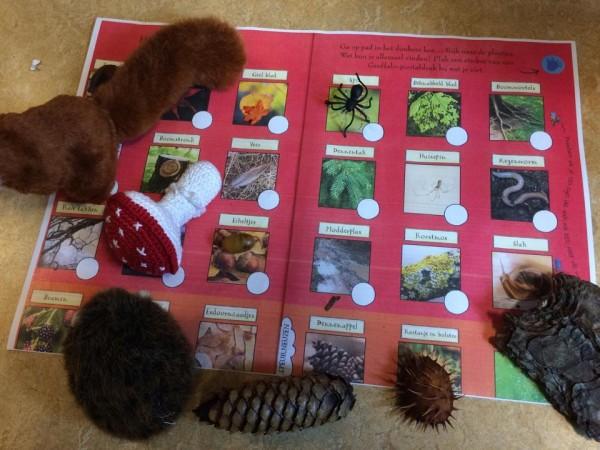 Grufflo herfst natuurspeurboek