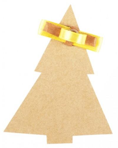 kerstboom kaart
