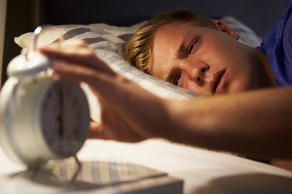 Wakker worden door wekker