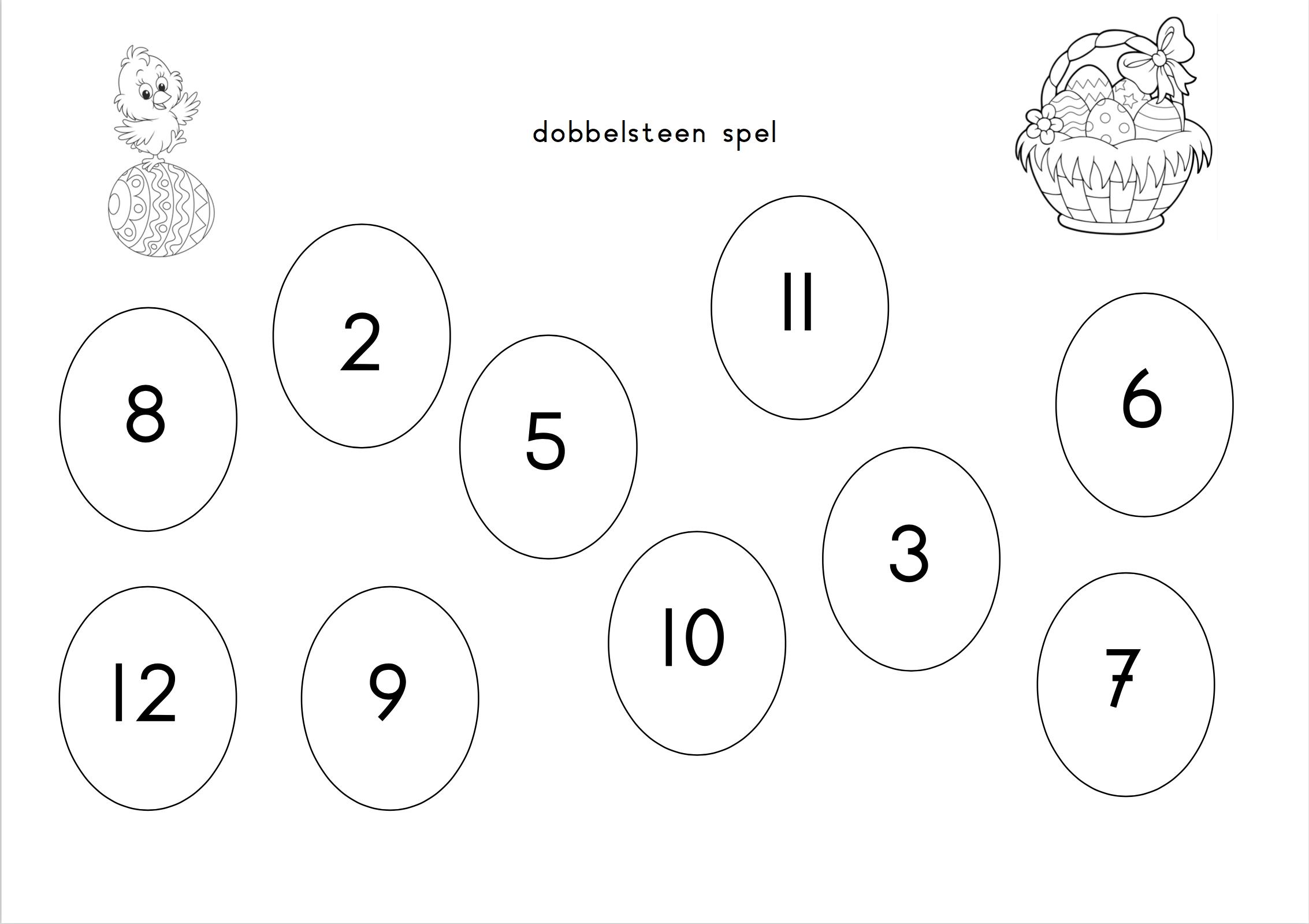 dobbelsteen spel 12