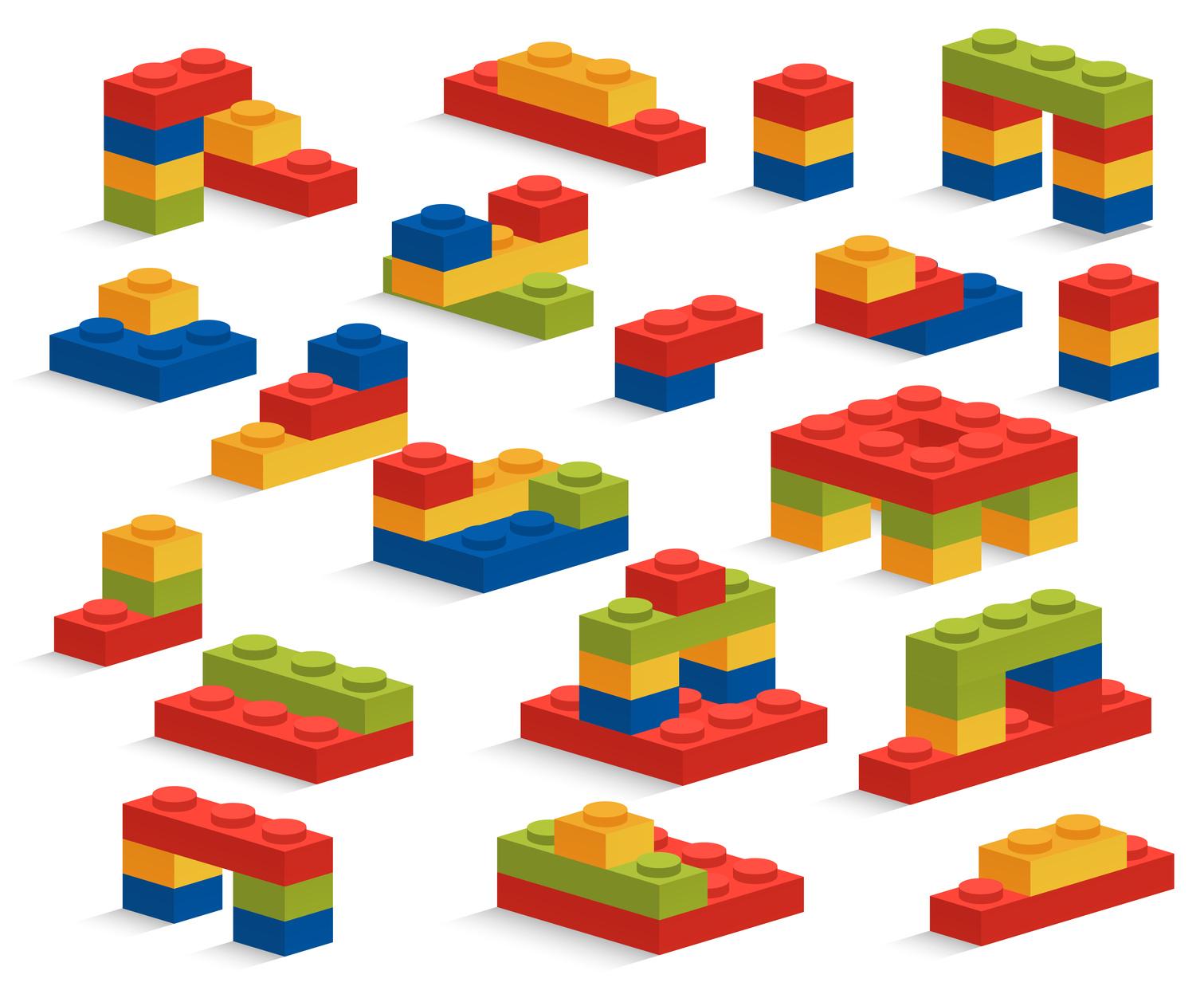 Lego bouwsels