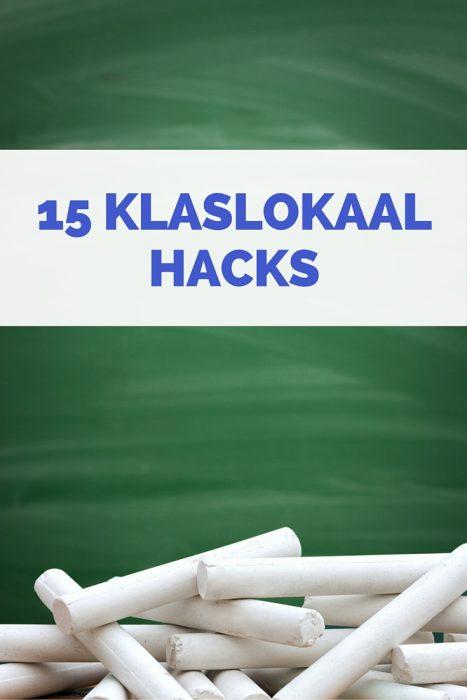 15 klaslokaal hacks
