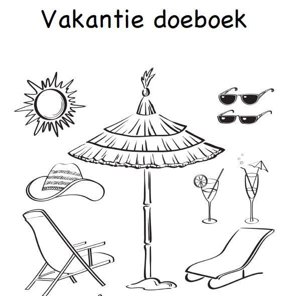 Vakantie doeboek