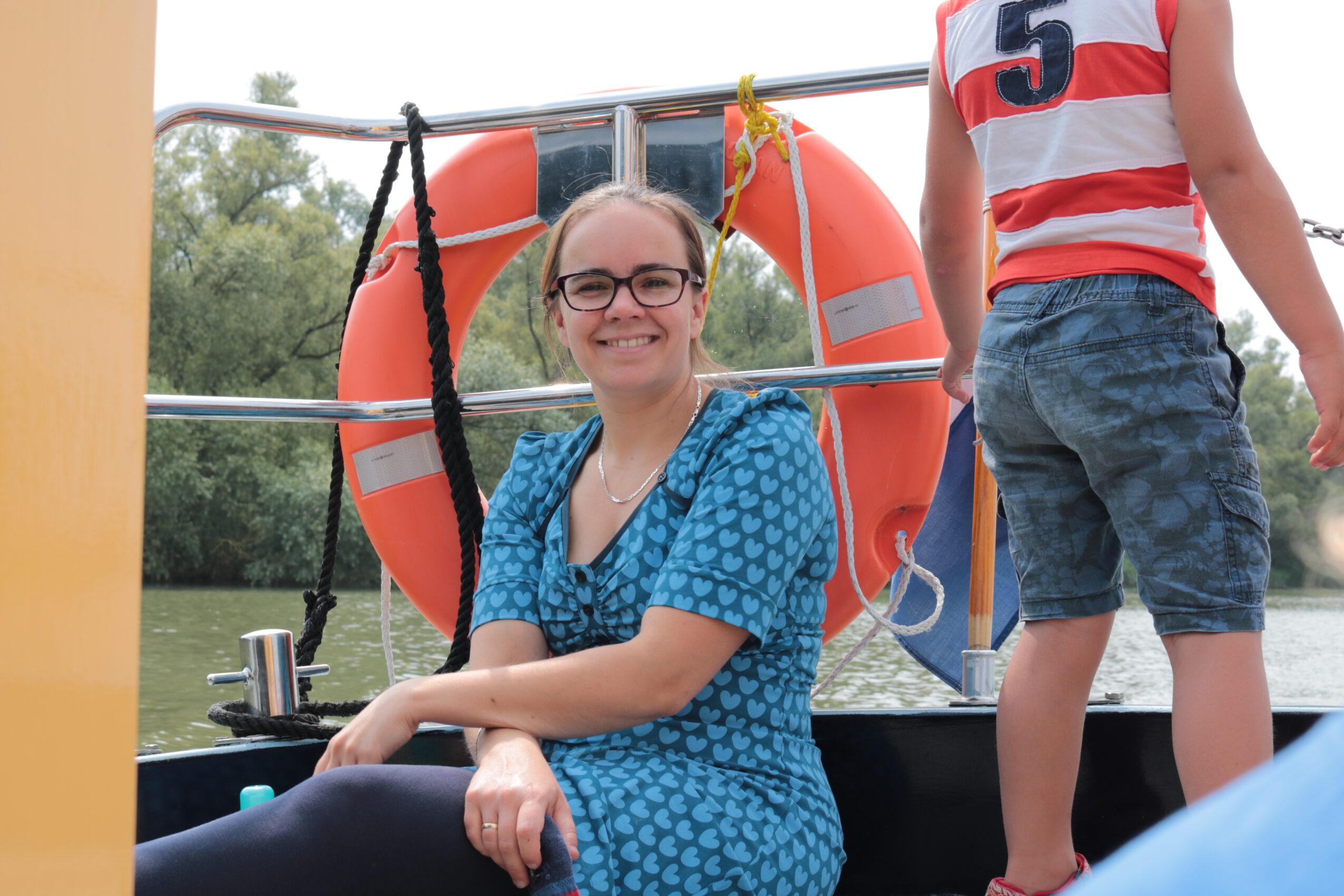 Fluisterboot Biesbosch museum