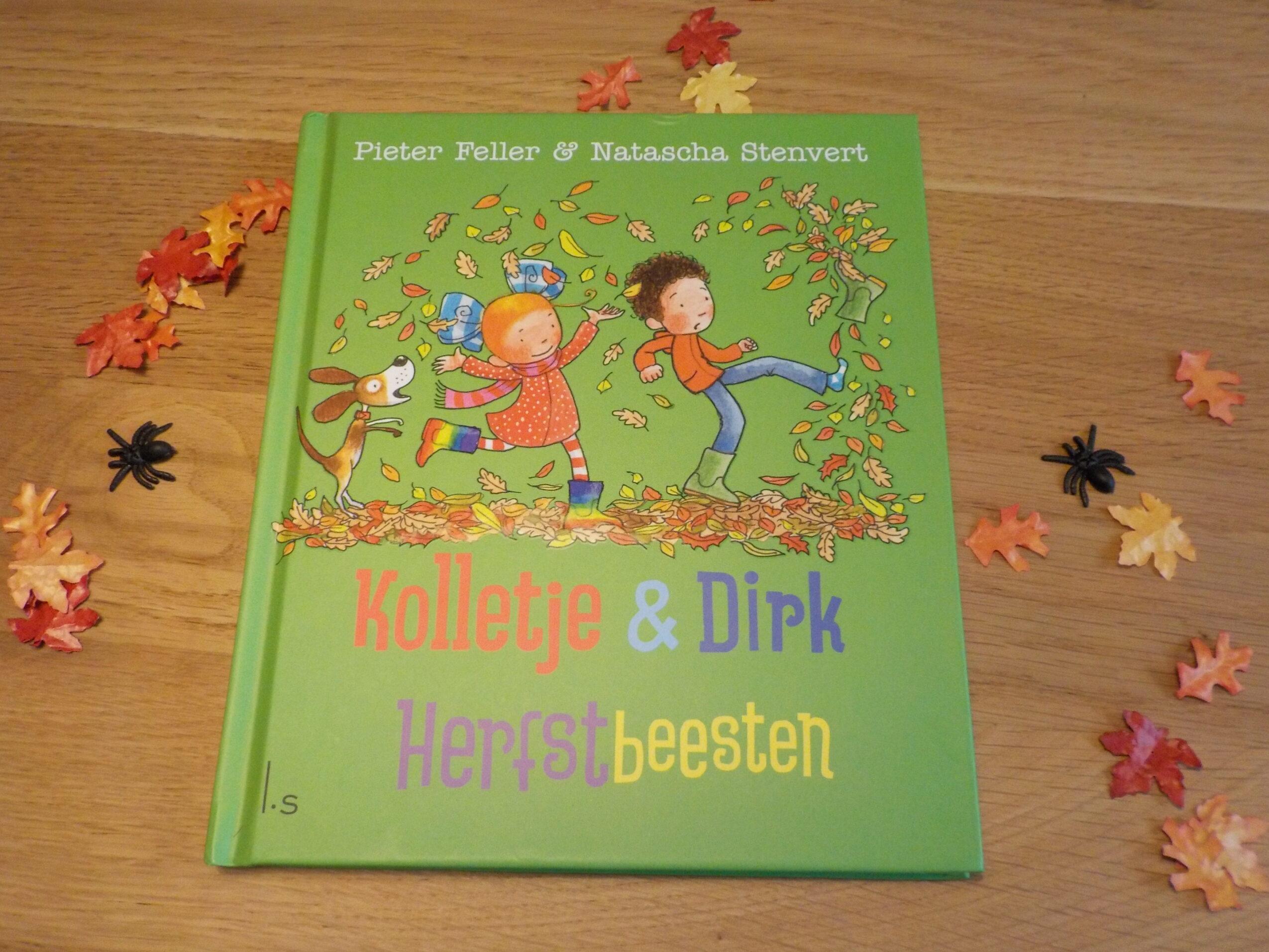 Kolletje & Dirk herfstbeesten