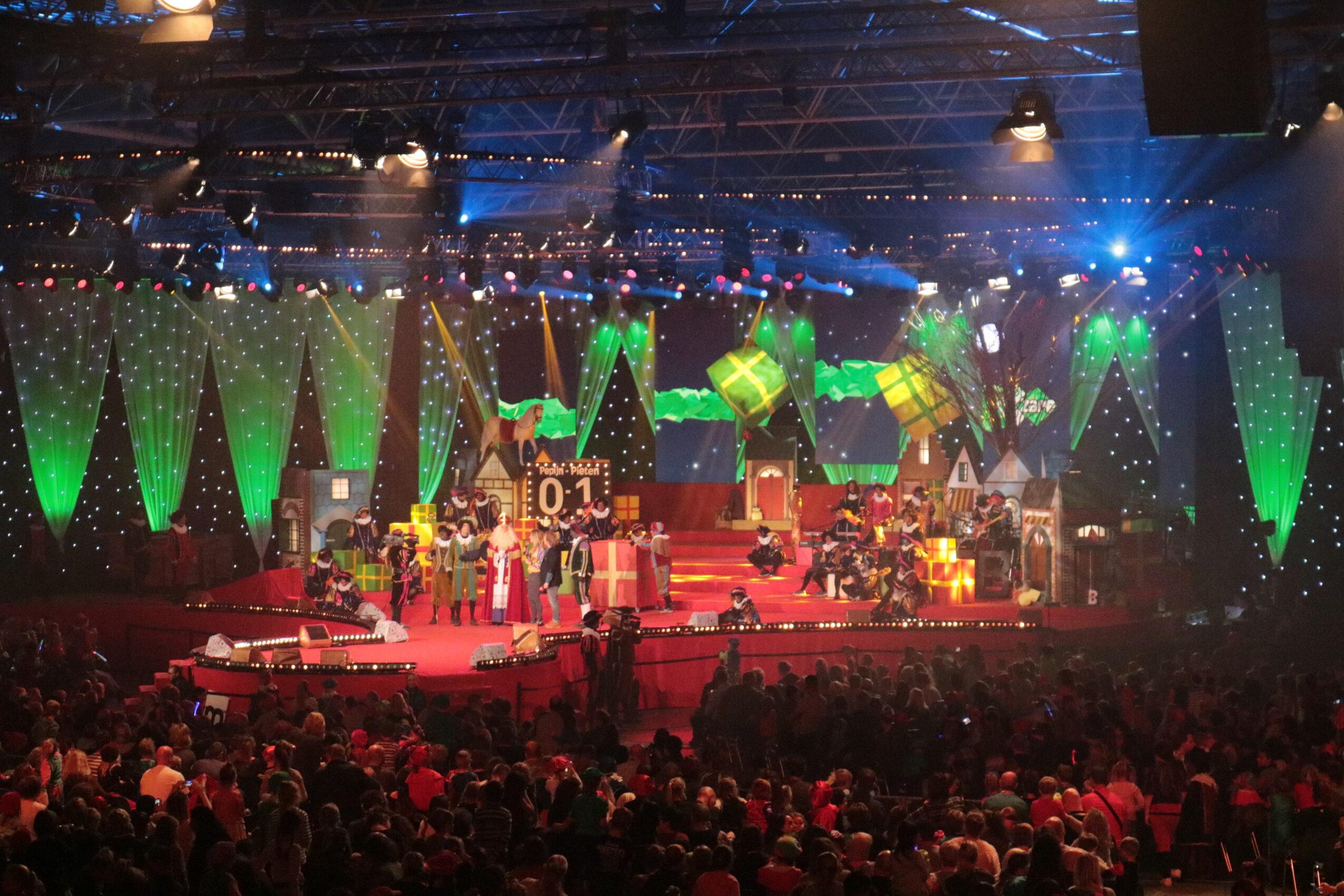 Zapp Sinterklaas feest
