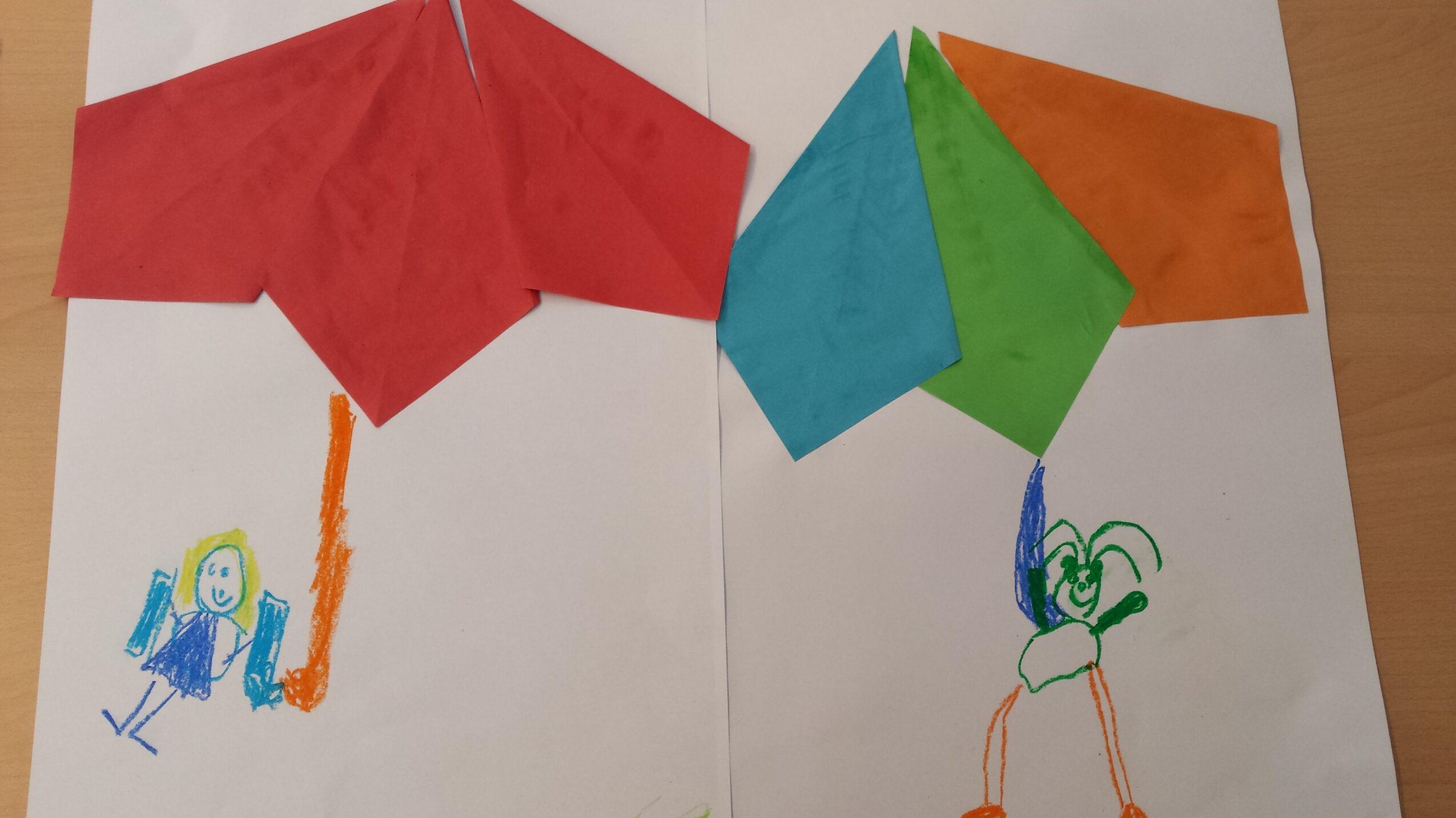 parapluutjes