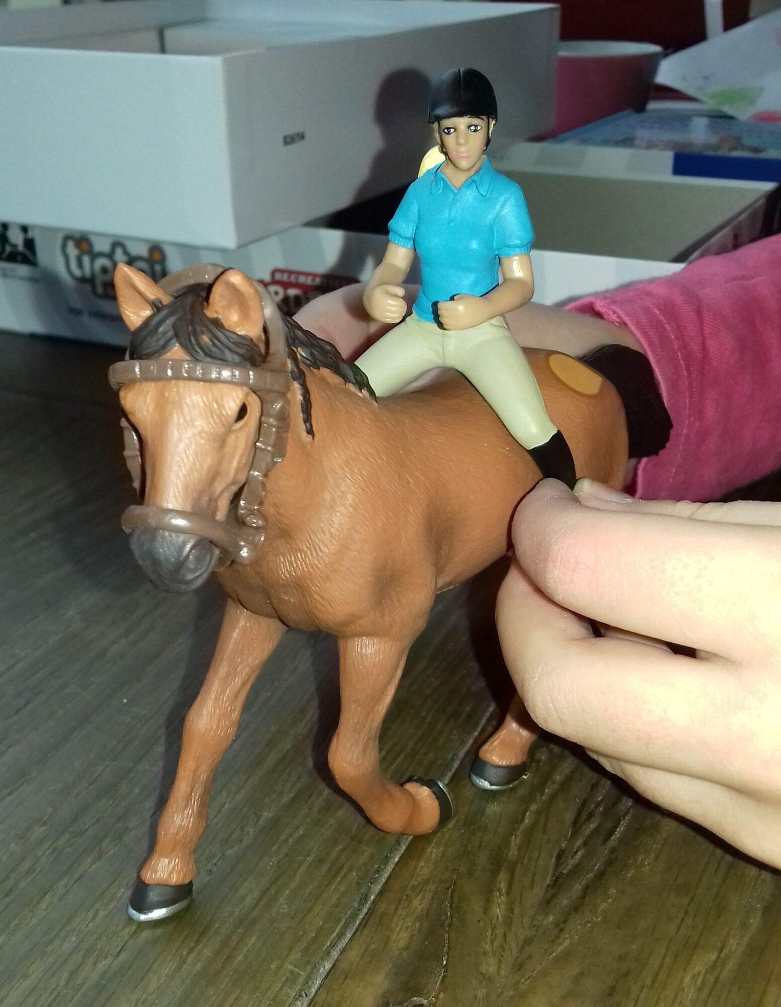 Tiptoi Paardrij-set het paard