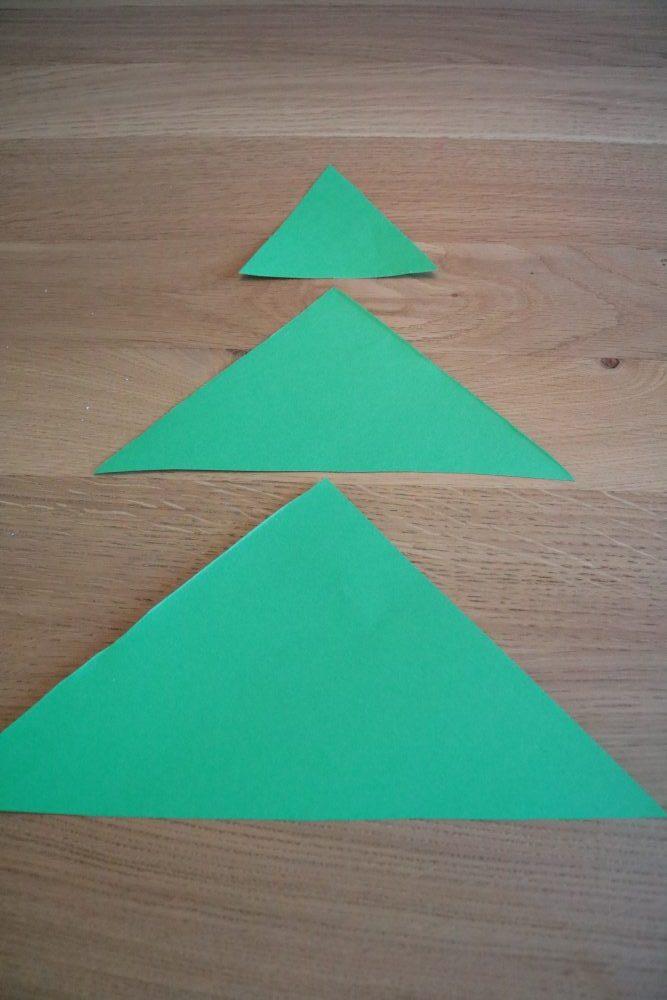 Drie driehoeken
