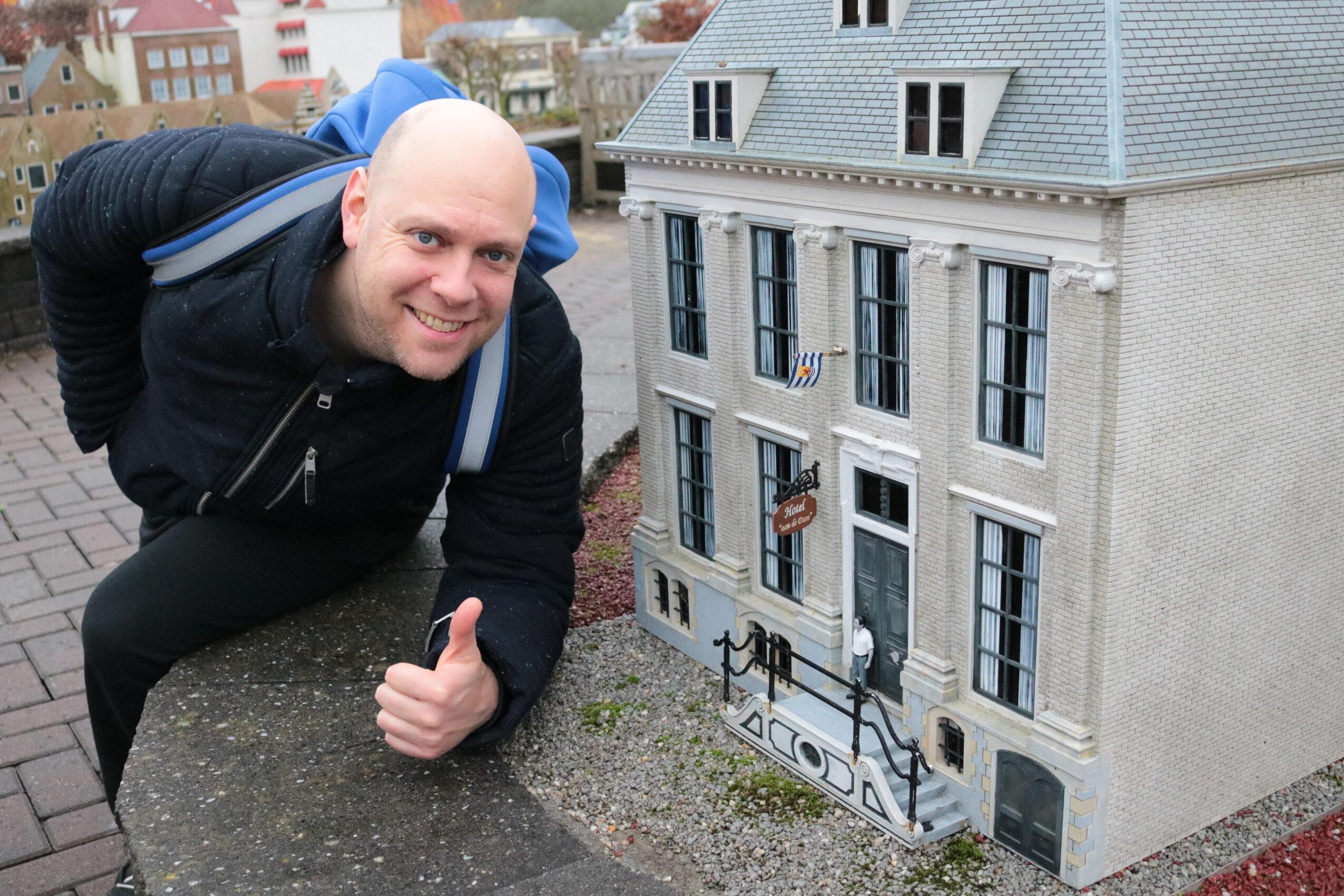Hotel aan de dam Middelburg
