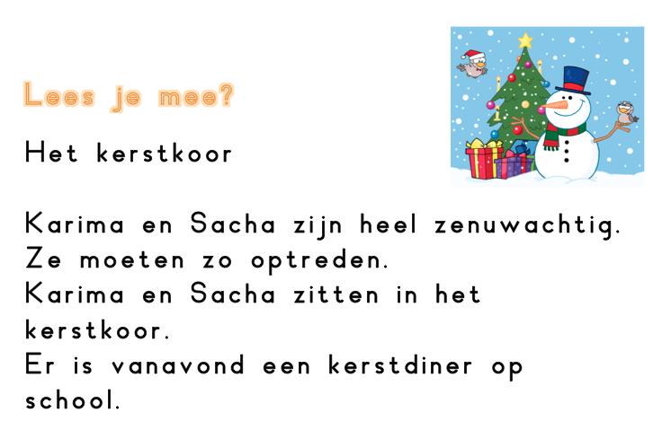 Het kerstkoor