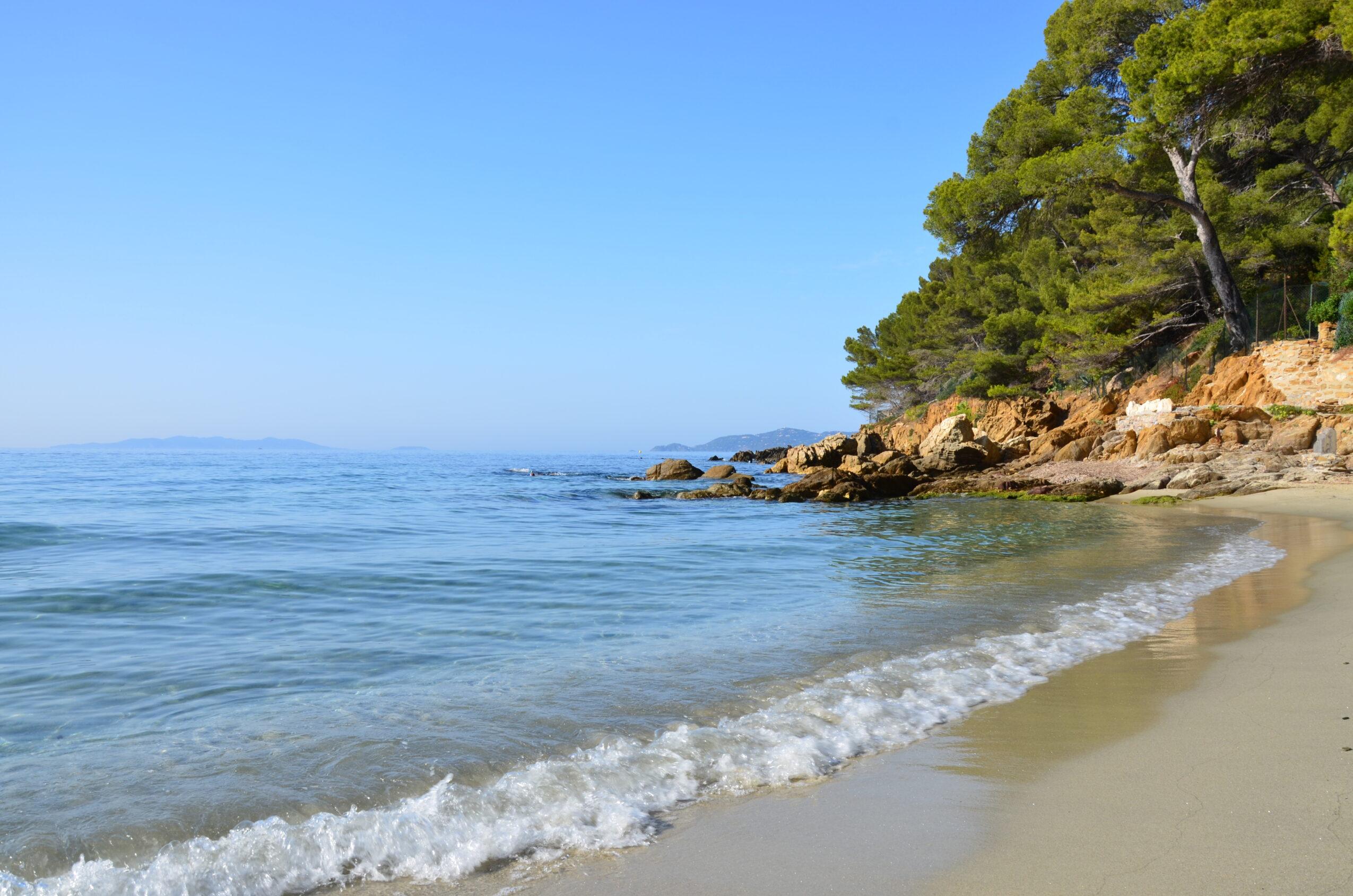 Zee Zuid-Frankrijk