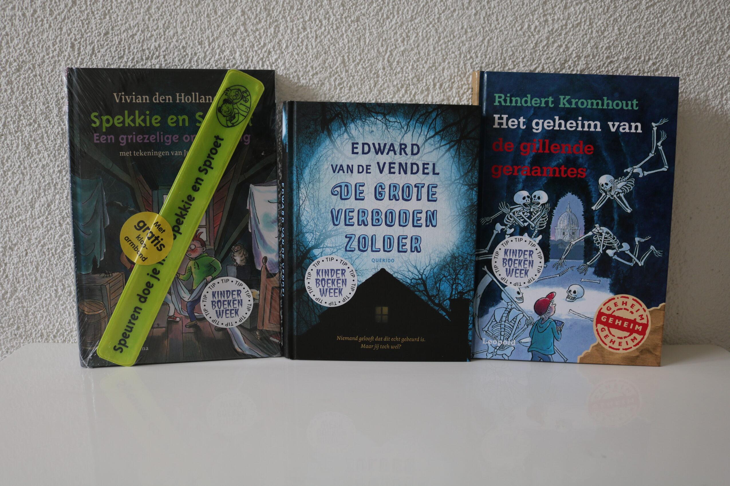 Win Kinderboekenweek pakket